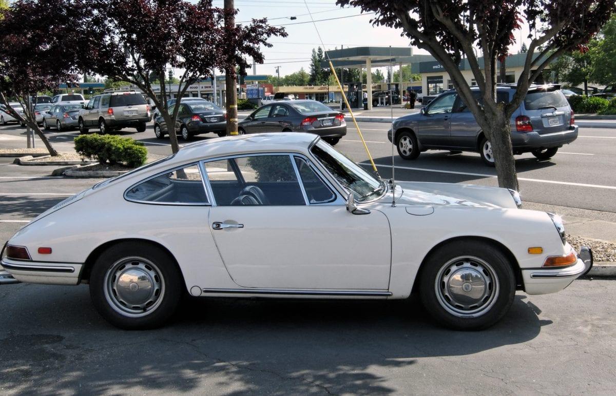 asphalt, daylight, nostalgia, outdoor, white, automobile, auto, speed