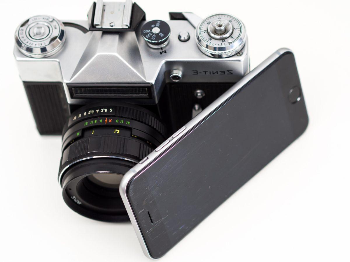 mobilný telefón, Vybavenie, Technológia, film, fotoaparát, objektív, fotografovanie, mechanizmus