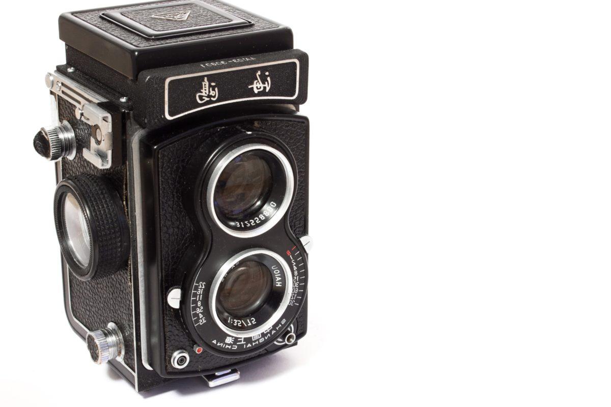 nostalgie, vieux, Old-fashioned, style ancien, technologie, objectif, classique, équipement