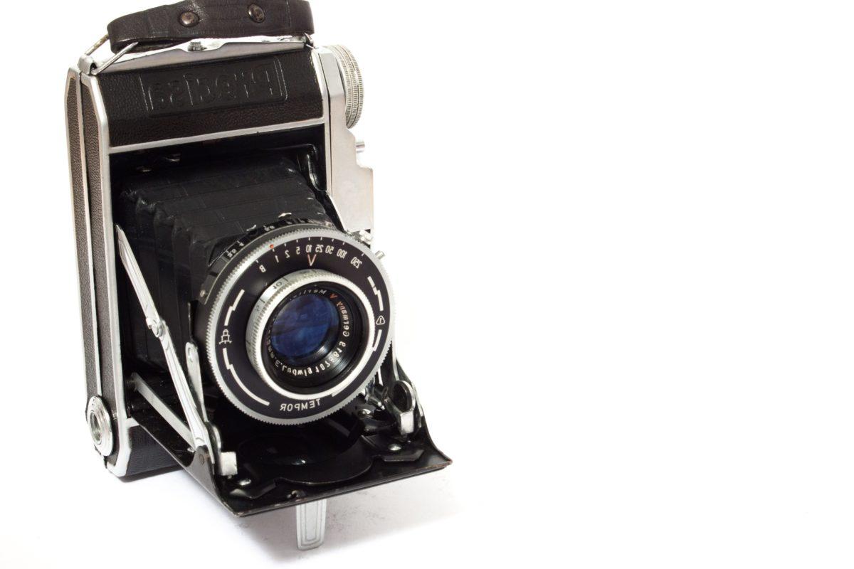régi stílus, lencse, rekesz, fotós, berendezések, fotózás, mechanizmus, kamera