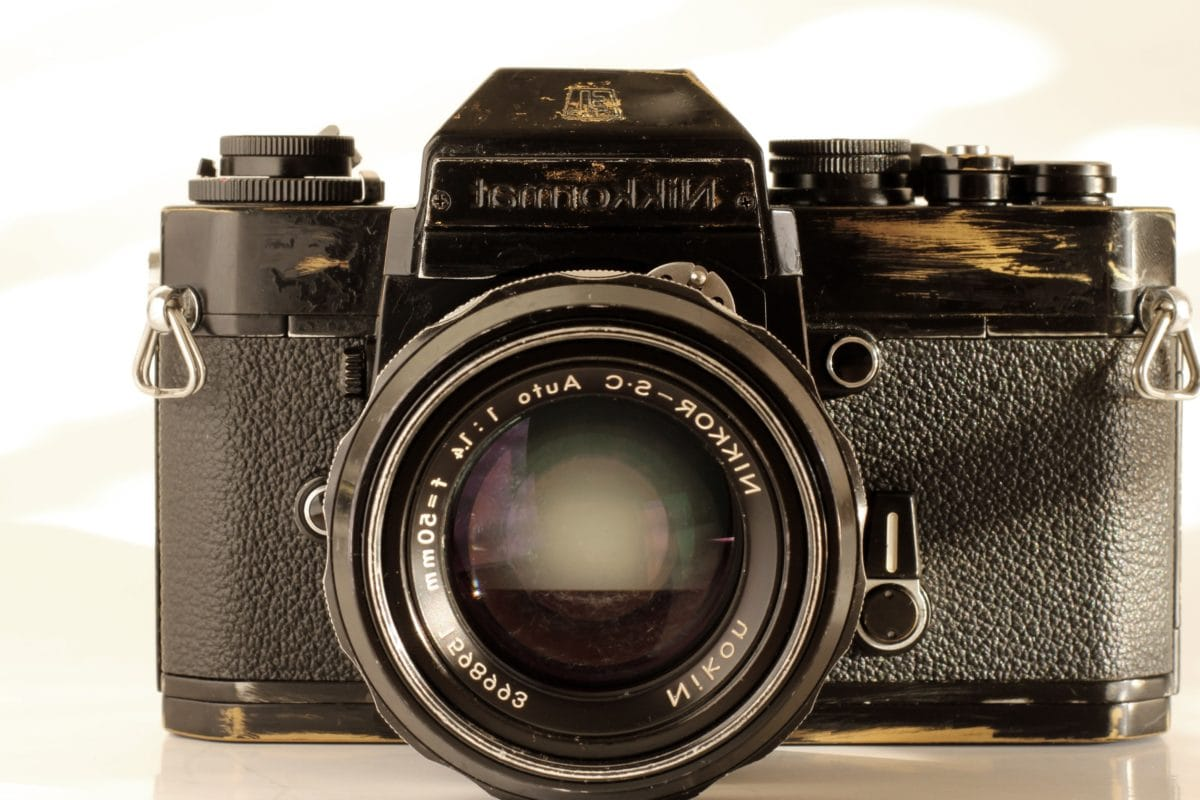 nostalgia, old fashioned, old style, zoom, equipment, lens, camera, antique