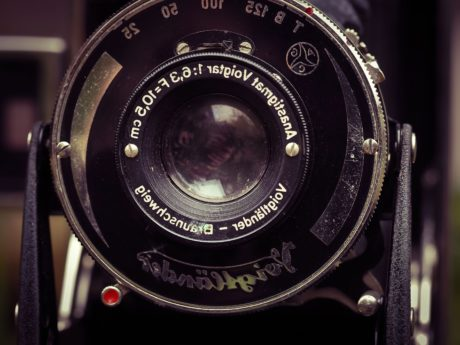 Analogue, photo studio, photography, camera, mechanism, retro, lens, aperture