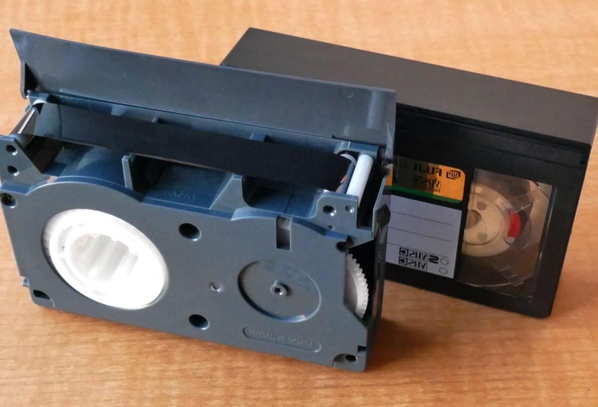 movie, video, video recording, equipment, technology, plastic, electronics, retro