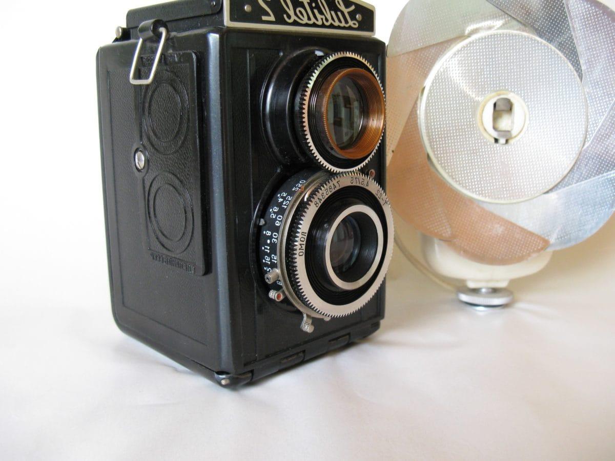 懐かしさ, 古いスタイル, 写真のモデル, フォト スタジオ, 写真, レンズ, 備品, カメラ