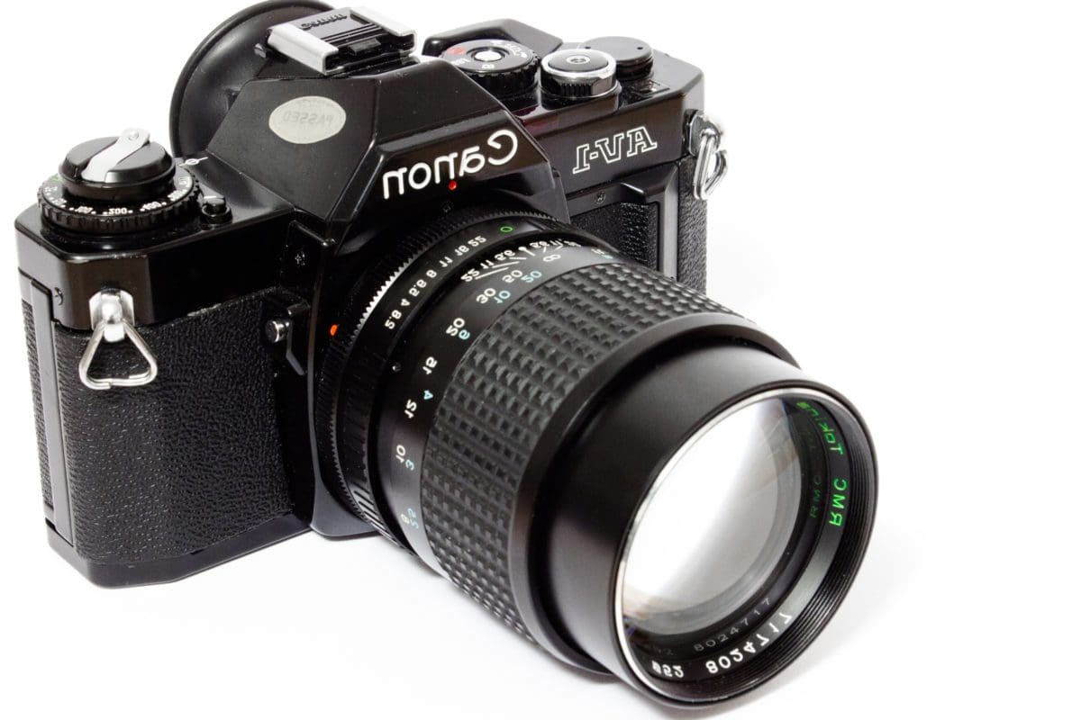 สไตล์เก่า, รูรับแสง, อุปกรณ์, การถ่ายภาพ, ซูม, กล้อง, เลนส์, กลไก