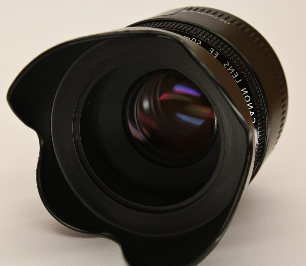Dettagli, zoom, apertura, controllo, apparecchiatura, meccanismo di, regolatore, lente