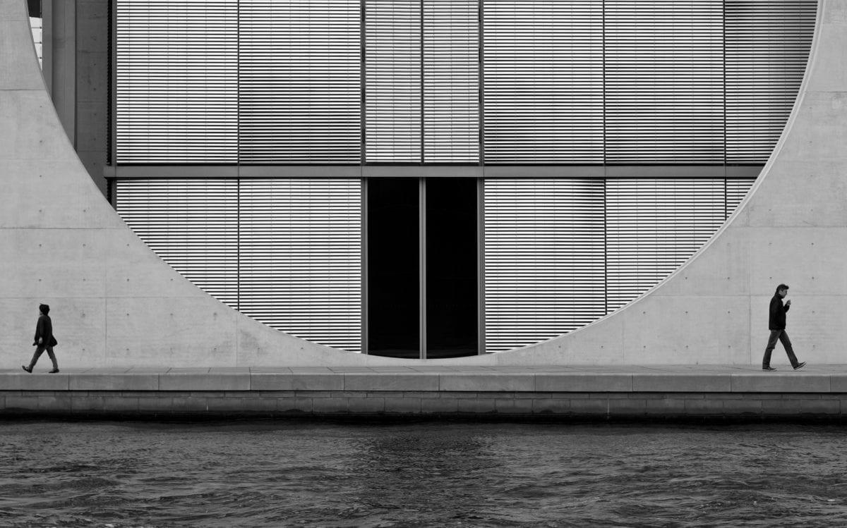 vanjski dio, urbano, urbano područje, crno-bijeli, arhitektura, ljudi, grad, ulica