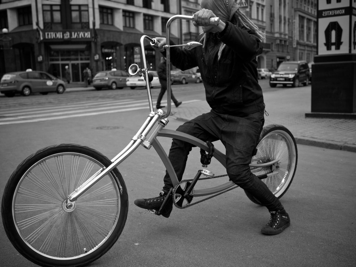 monochrome, bicycle, cycling, wheel, people, mallet, street, cyclist