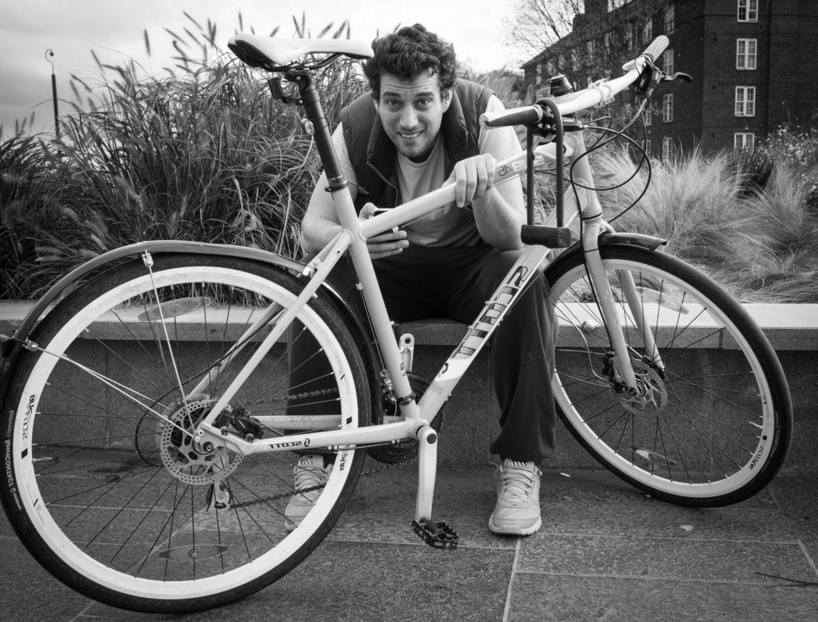 hjul, sykkel, folk, sykling, mann, kjøretøy, syklist, biker