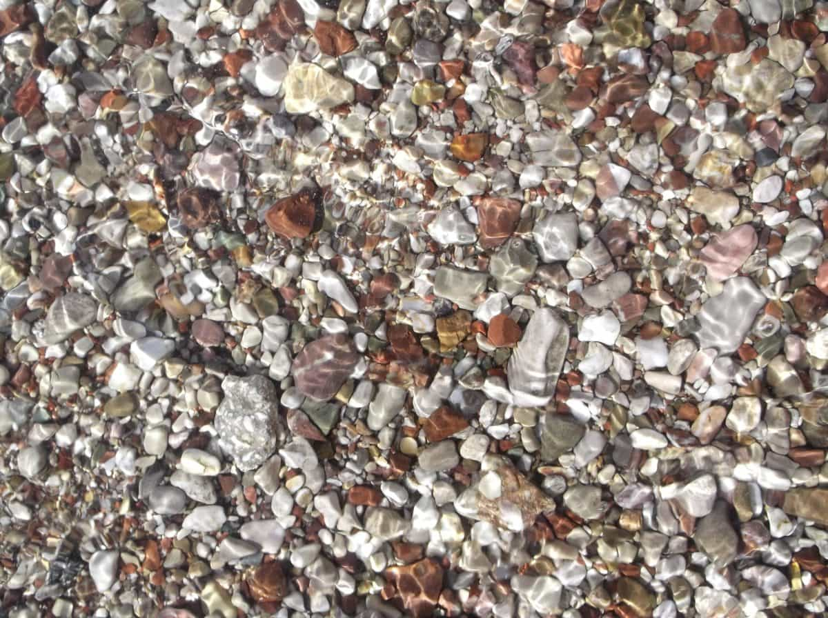 colorful, underwater, pattern, stone, texture, abstract, gravel, sand
