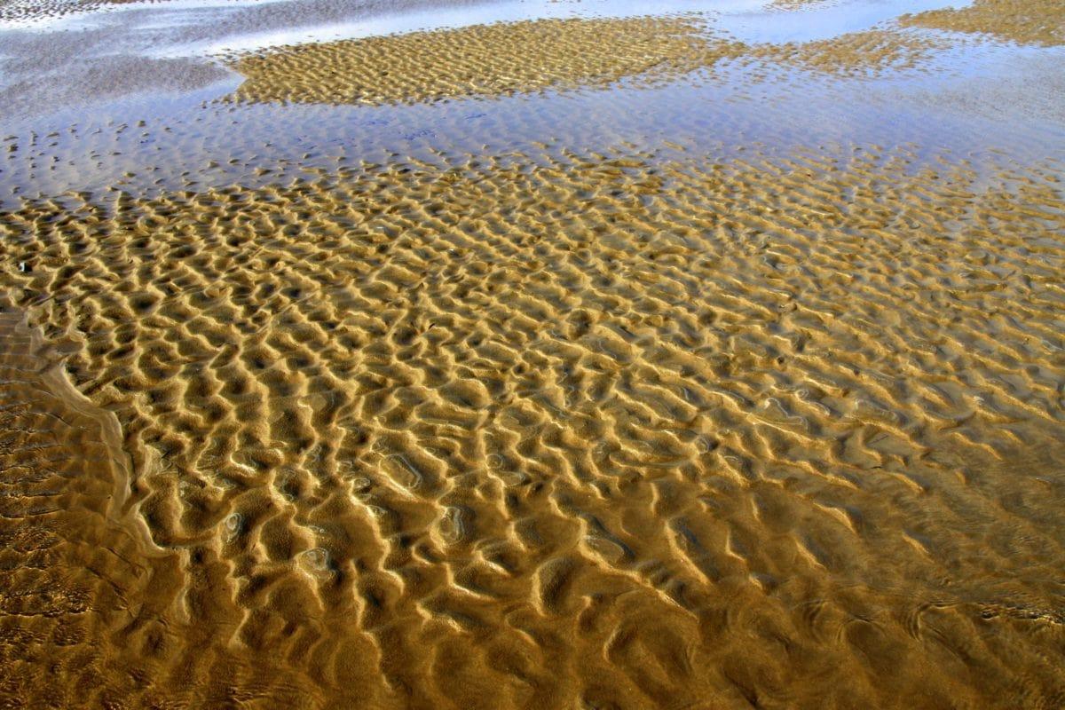 морския бряг, плаж, пясък, пустиня, вълна, вода, Шор, океан