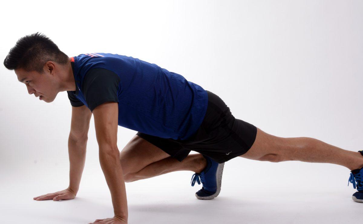 egyensúly, felszerelése, tornaterem, gyakorlat, sportoló, fitness, jóga, ember