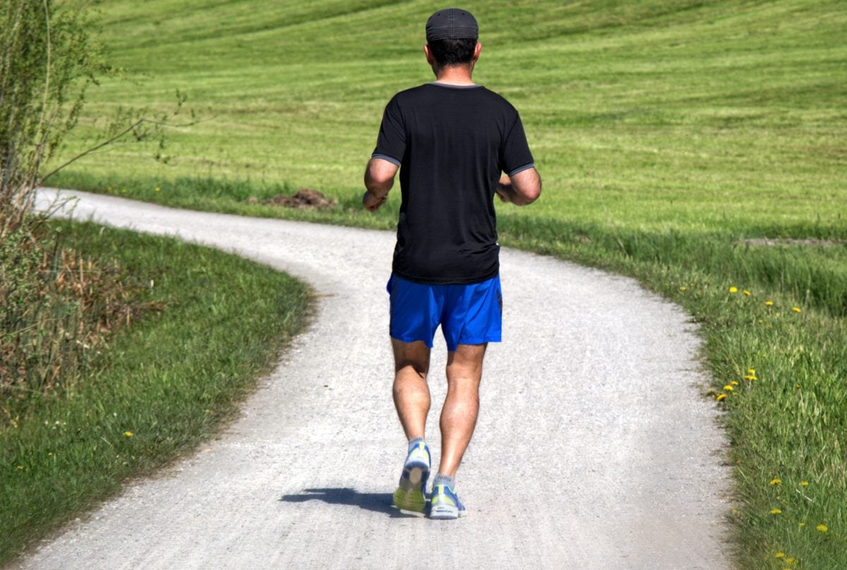 fitness, bakker, løbe, atlet, person, runner, sport, motion