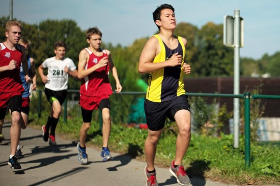 person, athlete, marathon, fitness, competition, exercise, runner, race