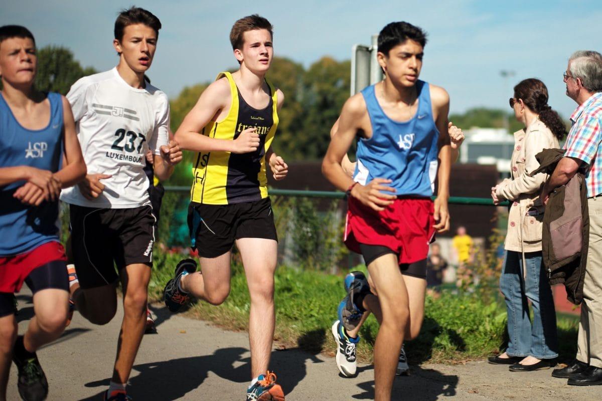 concorrência, pessoa, atleta, corredor, aptidão, maratona, exercício, corrida