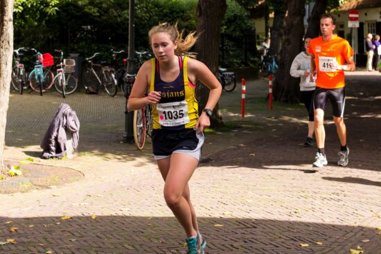 pretty girl, teenager, road, people, athlete, marathon, competition, runner