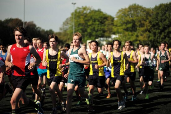 competition, athlete, runner, person, race, marathon, fitness, exercise