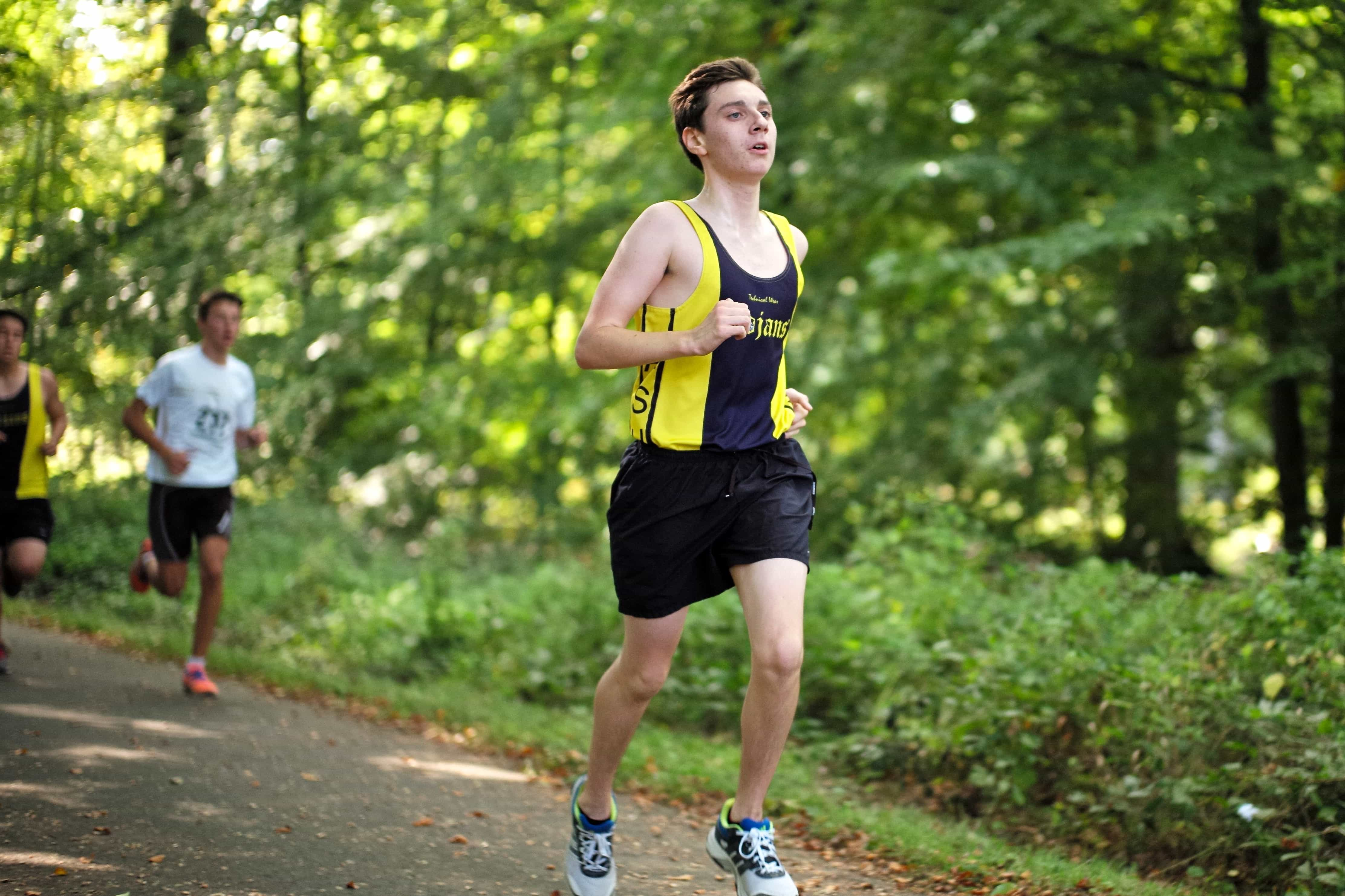 Free picture: boy, boys, young, athlete, sport, fitness, marathon, person