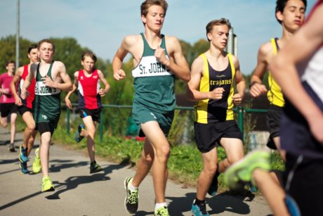 Marathon, Teenager, Teens, Jugend, Athlet, Läufer, Fitness, Sport