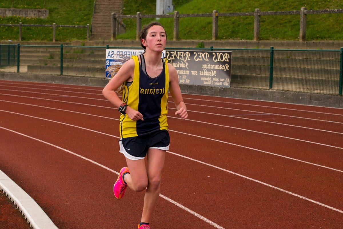 verseny, futó, verseny, gyakorlat, futóverseny, stadion, sportoló, erőfeszítés