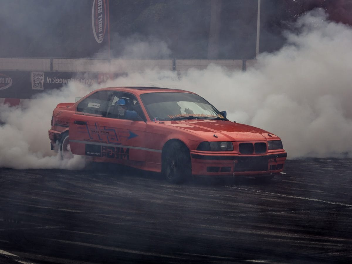 automatic, automotive, race, race way, smoke, tire, speed, transportation