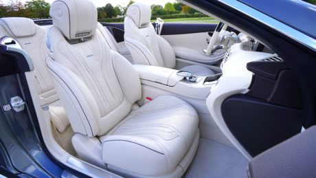 car seat, dashboard, luxury, steering, steering wheel, auto, transportation, vehicle