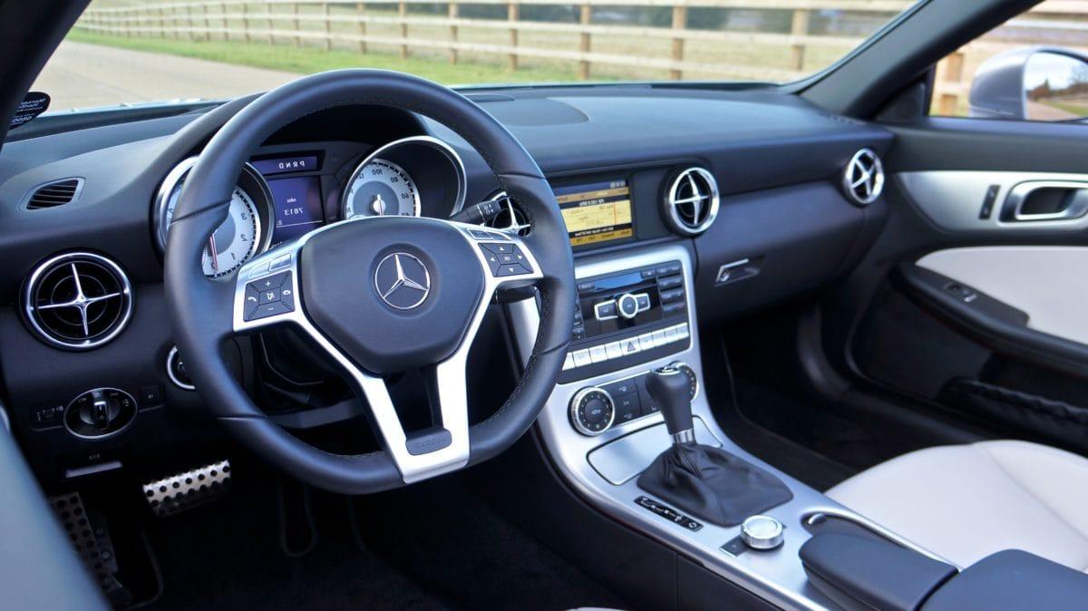 dashboard, gearshift, german, speedometer, windshield, steering wheel, vehicle, car