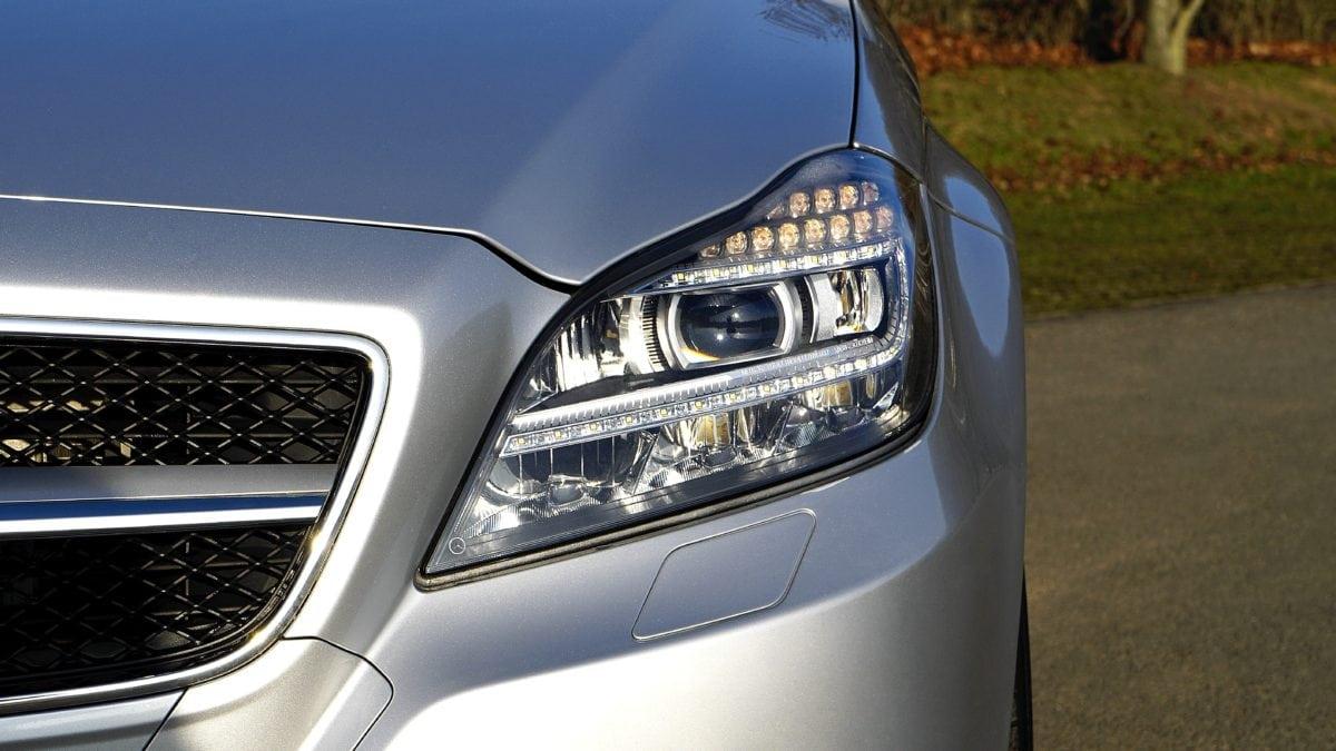 Szczegóły, reflektorów, pojazd, samochodowe, transportu, samochodu, samochodu, dysk