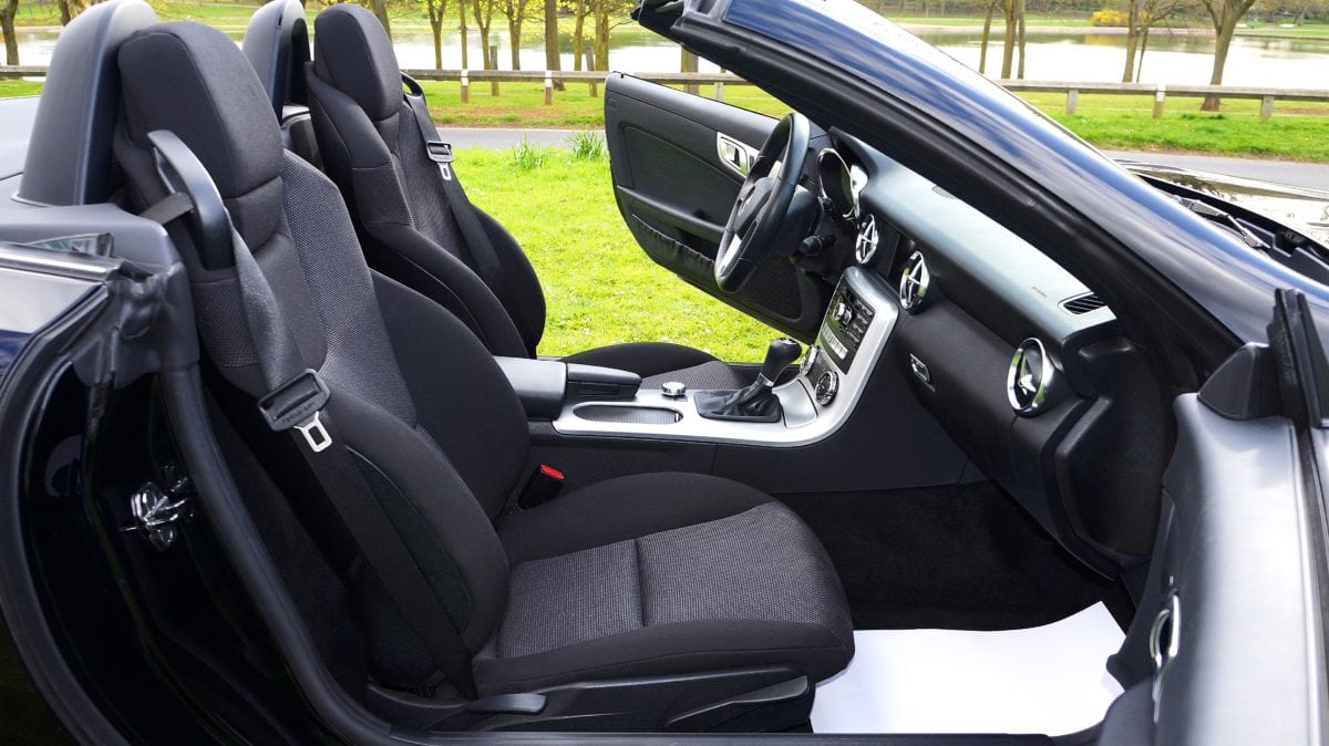 столчето за кола, конвертируеми, табло, лукс, предното стъкло, кола, кола, Транспорт