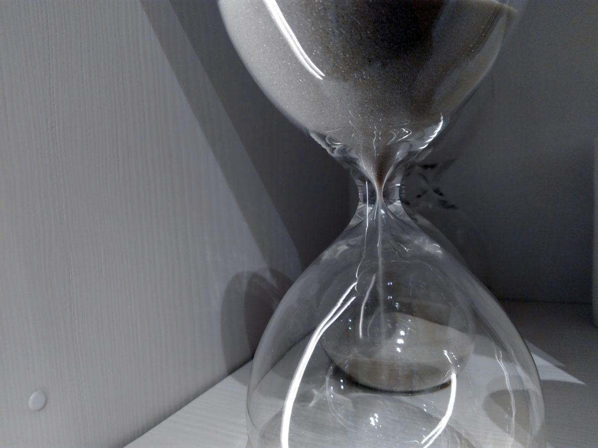 sabbia, timer, ora, vetro, orologio, orologio, oggetto d'antiquariato, retrò