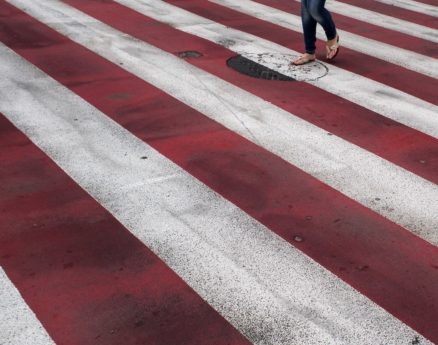 leg, legs, red, traffic control, people, street, competition, stripe