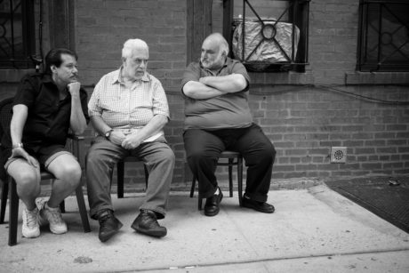 people, street, man, portrait, sit, bench, elderly, chair