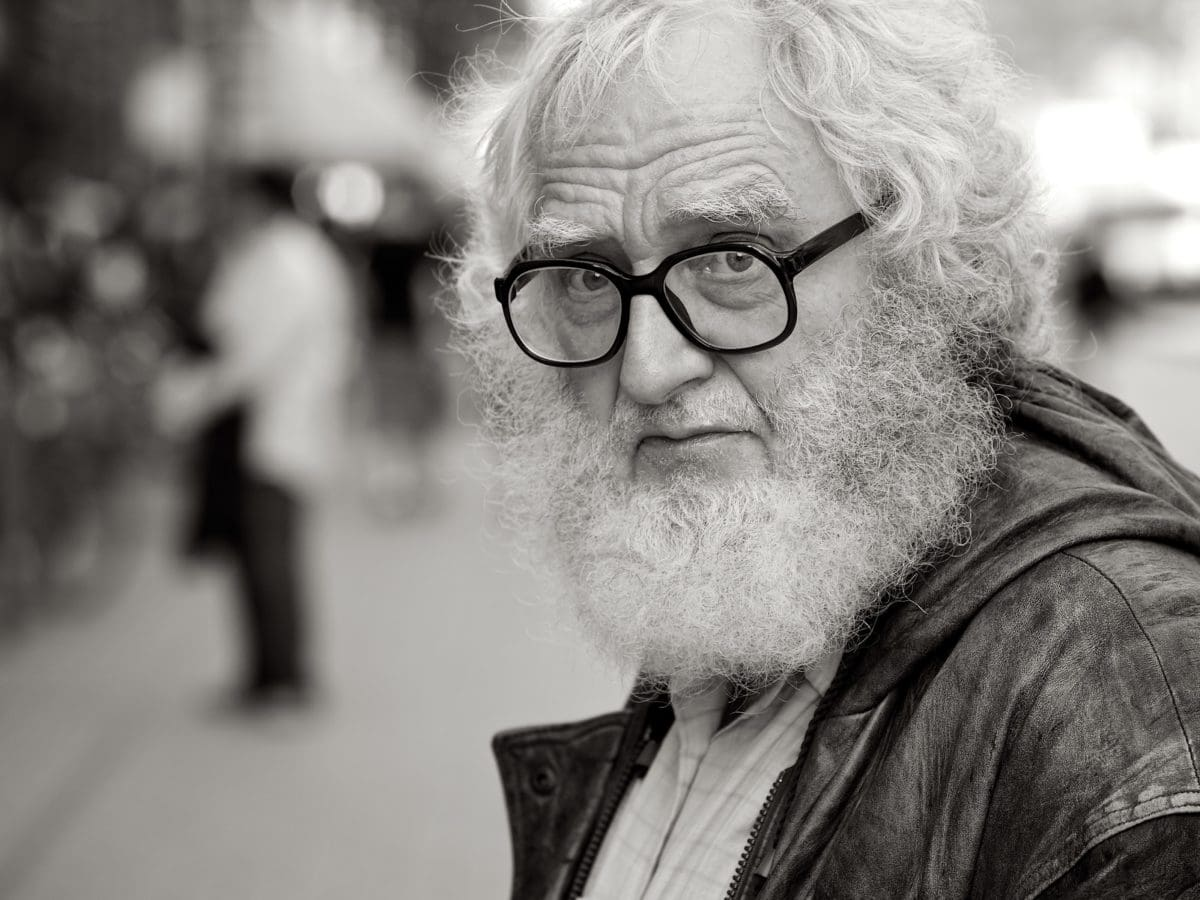 Glasögon, mustasch, stadsområde, Senior, person, Glasögon, porträtt, personer