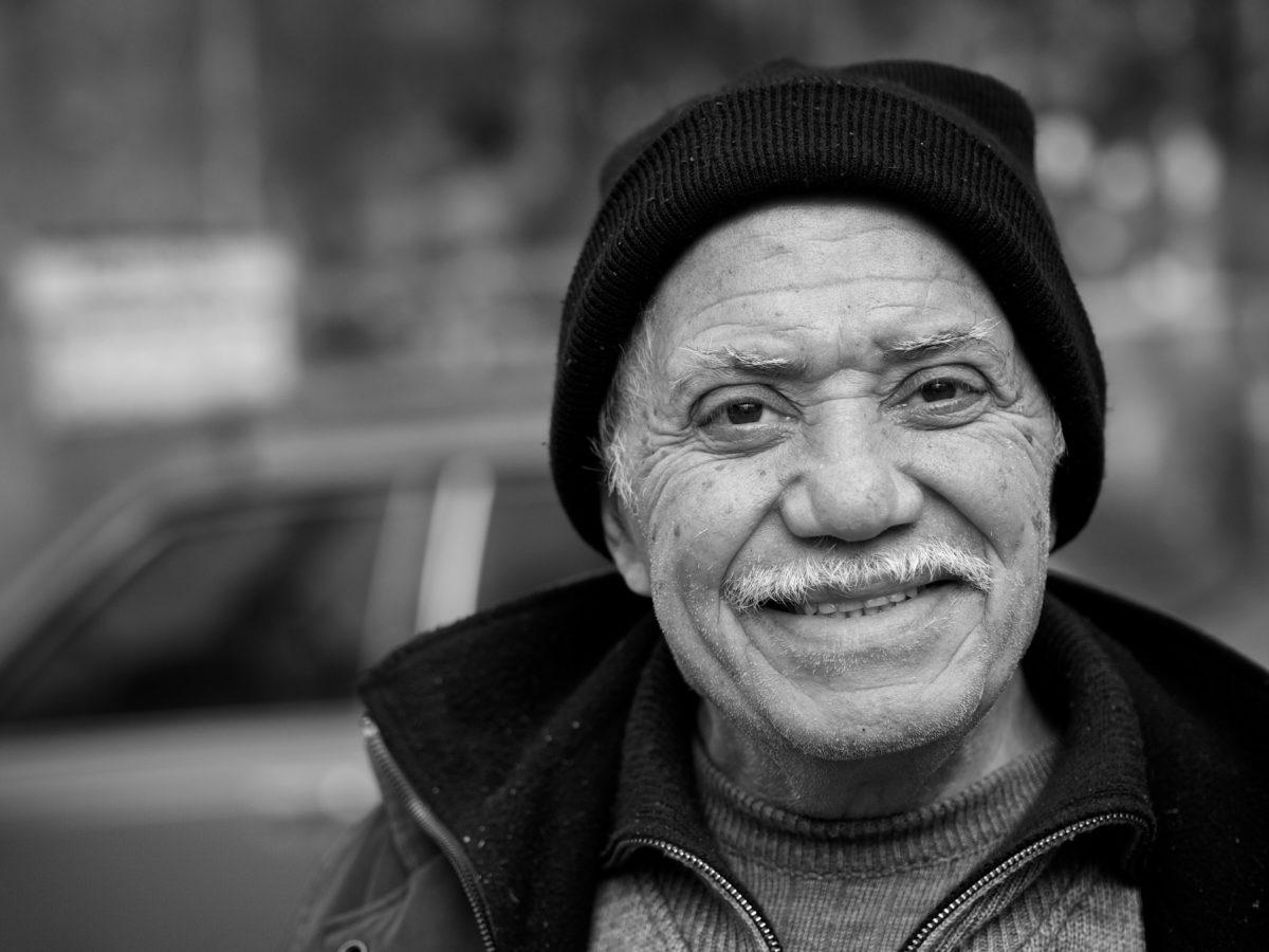 muž, černobílý tisk, lidé, portrét, osoba, starší pacienti, ulice, starší