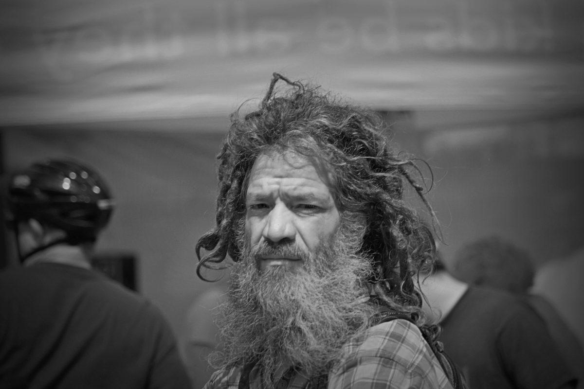 parta, kampauksen, karvainen, viikset, ihmiset, muotokuva, Musiikki, mies