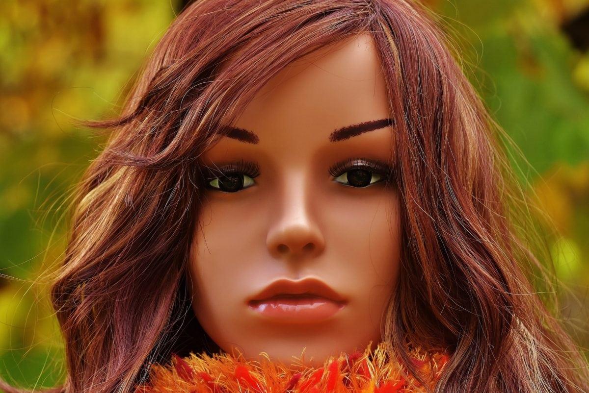 ตุ๊กตา, น่าสนใจ, ริมฝีปาก, สวย, แต่งหน้า, ใบหน้า, แฟชั่น, ตา