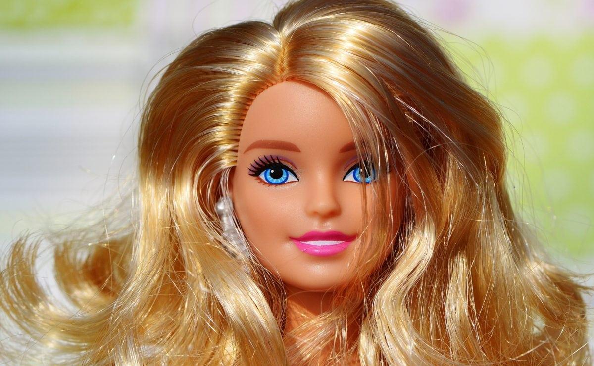 nukke, houkutteleva, muotokuva, kasvot, Sievä, peruukki, muoti, nainen