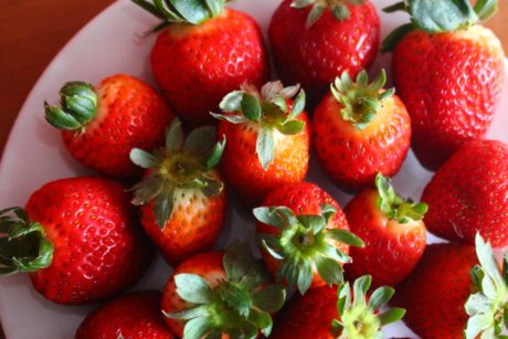 strawberry, delicious, sweet, berry, food, fruit, dessert, diet