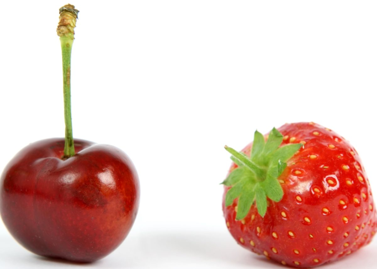 sweet, cherry, berry, fruit, vitamin, food, delicious, nutrition