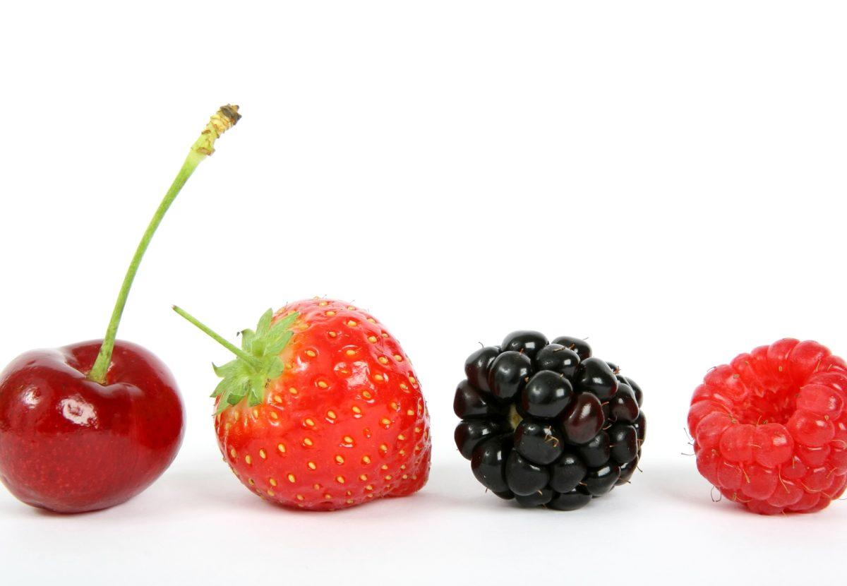 dezert, jídlo, bobule, Milé, jahoda, vynikající, ovoce, strava