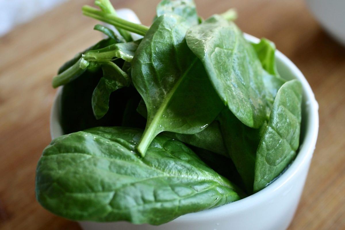 salade, feuille, laitue, épinards, basilic, alimentaire, légume, herbe