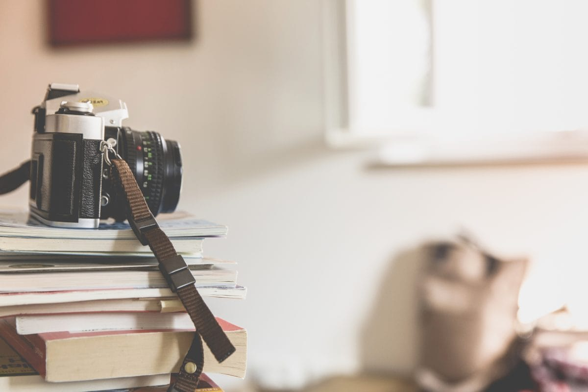 estúdio de fotografia, fotografia, dentro de casa, móveis, Borrão, quarto, comida, educação