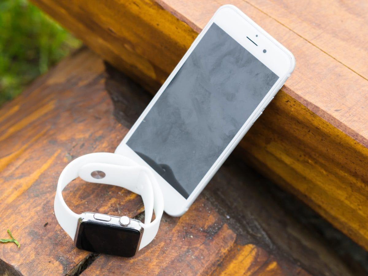mobilni telefon, ručni sat, drvo, posao, unutarnji prostor, telefon, suvremene, prijenosni