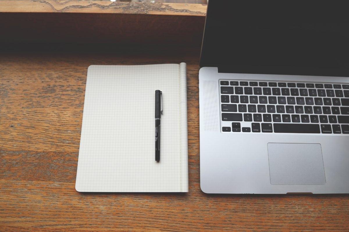 клавиатура, преносим компютър, бележник, лаптоп, персонален компютър, бизнес, офис, компютър