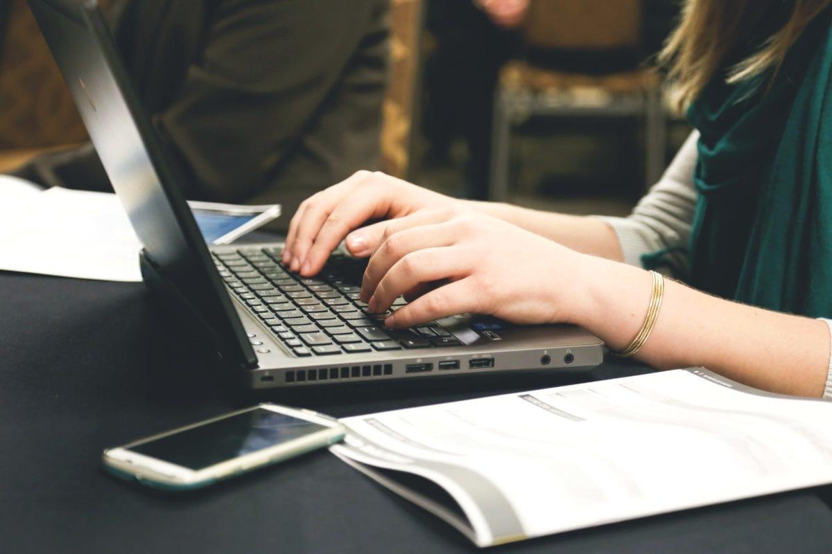 programmerare, framsteg, anteckningsboken, bärbar dator, dator, persondator, bärbar dator, teknik