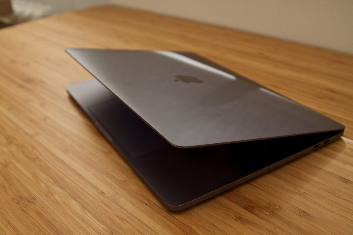 ordinateur portable, clavier, unité, ordinateur, Tableau, bois, meubles, vide