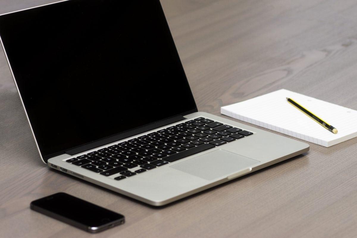 ponsel, laptop, komputer pribadi, komputer, Notebook, komputer portabel, layar, Internet