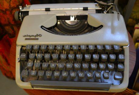 пишеща машина, бизнес, ключ, Преносим, технология, клавиатура, тип, текст