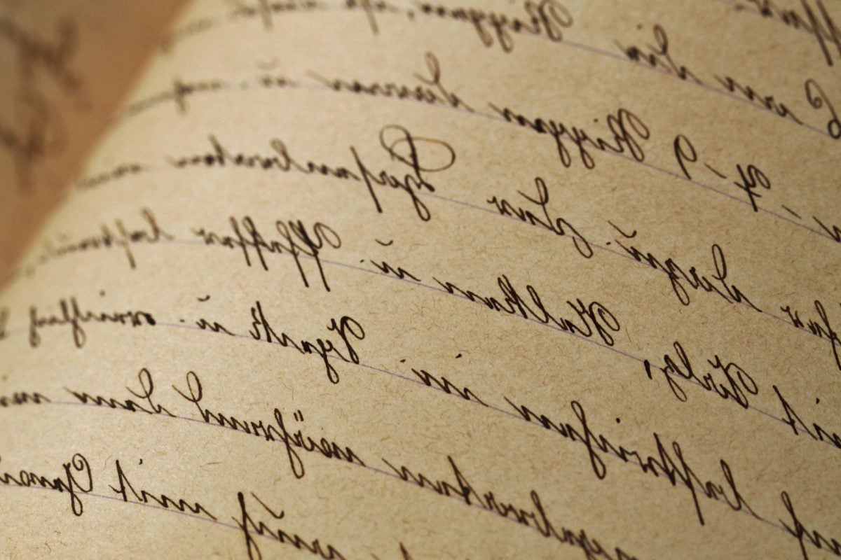 dokumen, kertas, menulis, Halaman, teks, tinta, buku, puisi