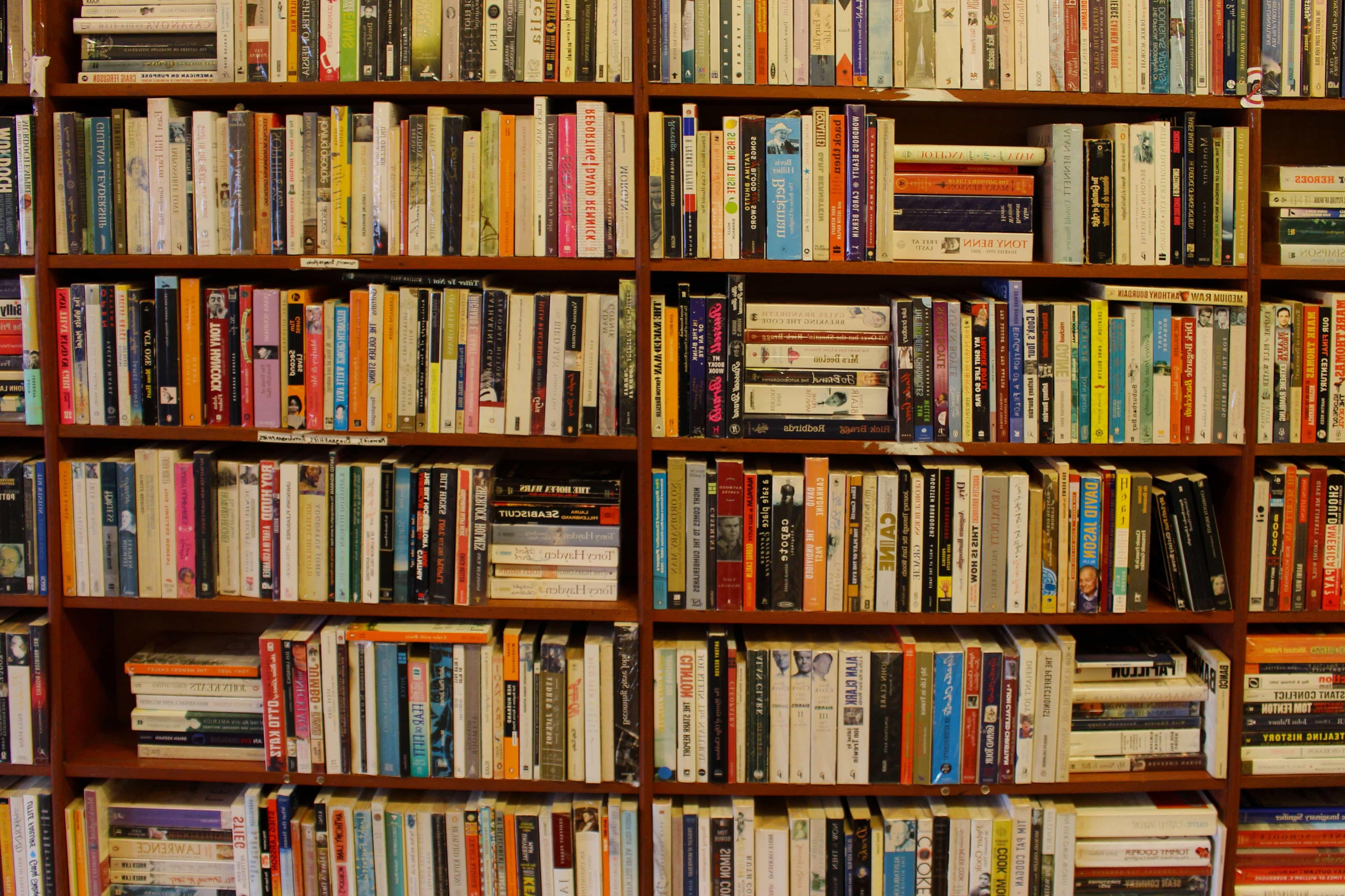 Image Libre Bibliotheque Etageres Librairie Plateau